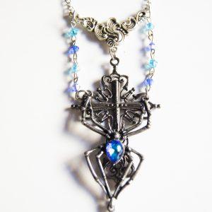 Necklace spider