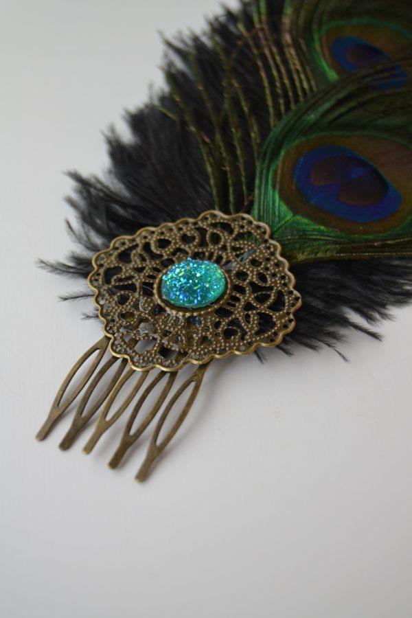 detail comb