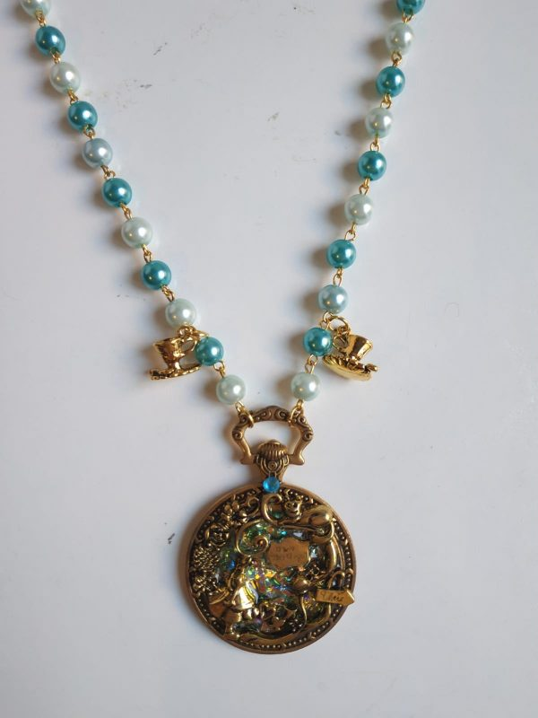 alice turquoise front
