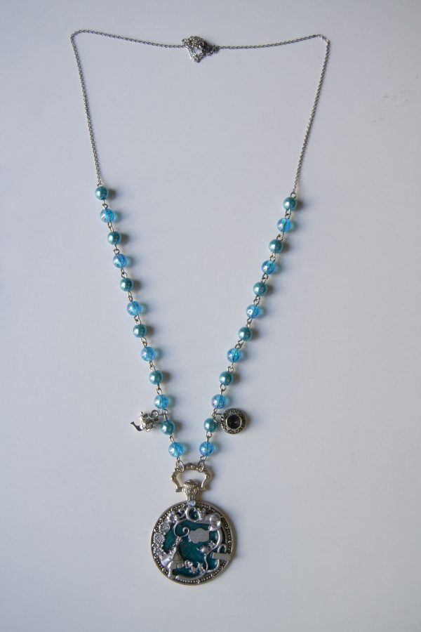 Blue Necklace full