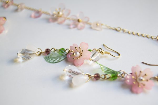 Sakura earring blur