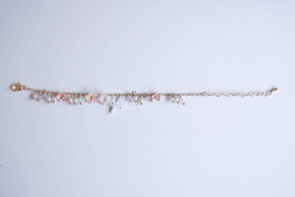 pink rabbit bracelet