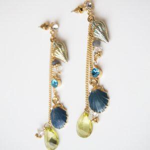 Earrings alone