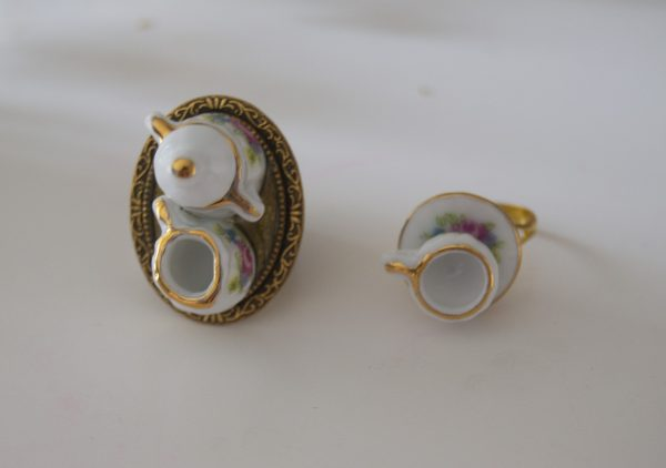 Porcelains two