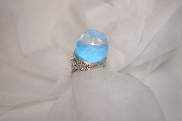 Ball ring glow