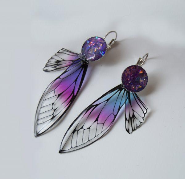 Dragon-fly earring