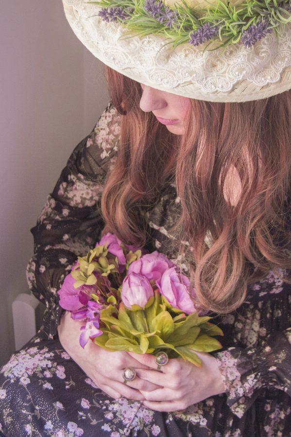 Model flowers