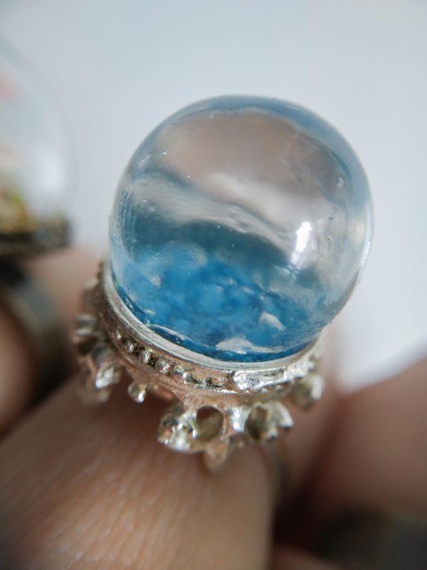 Ball Ring detail