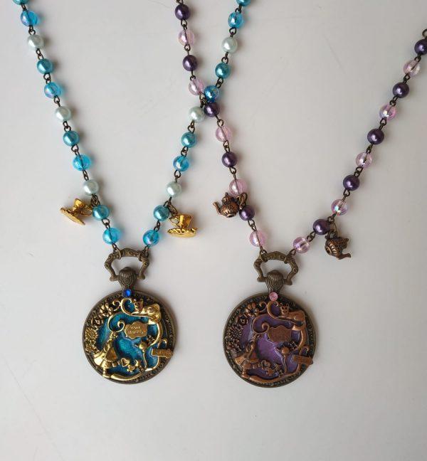 2 Alice necklace