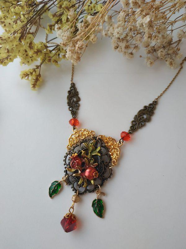 granada neck flowers