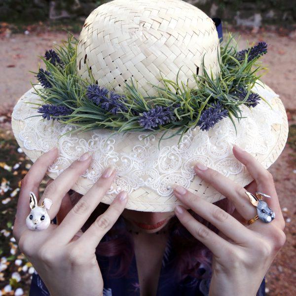 Hat rings