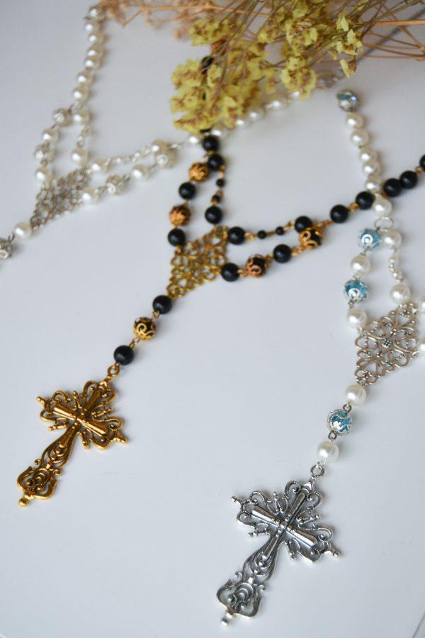 3 Rosary long