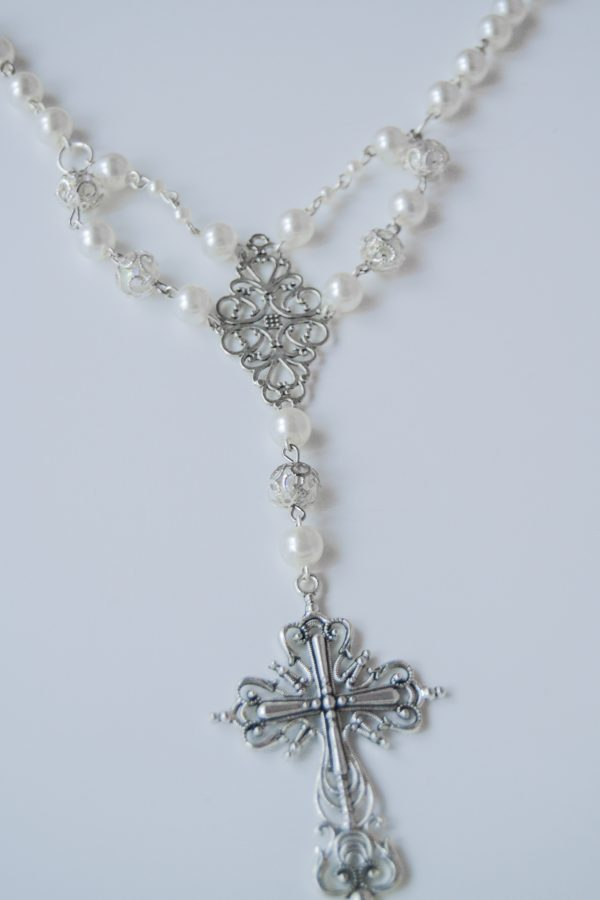 Rosary W detail