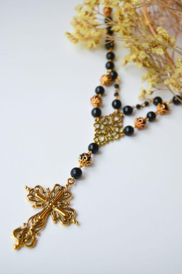 Rosary G flower